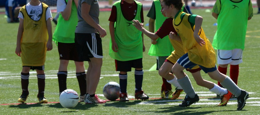 Summer Soccer Camps – REGISTER NOW!