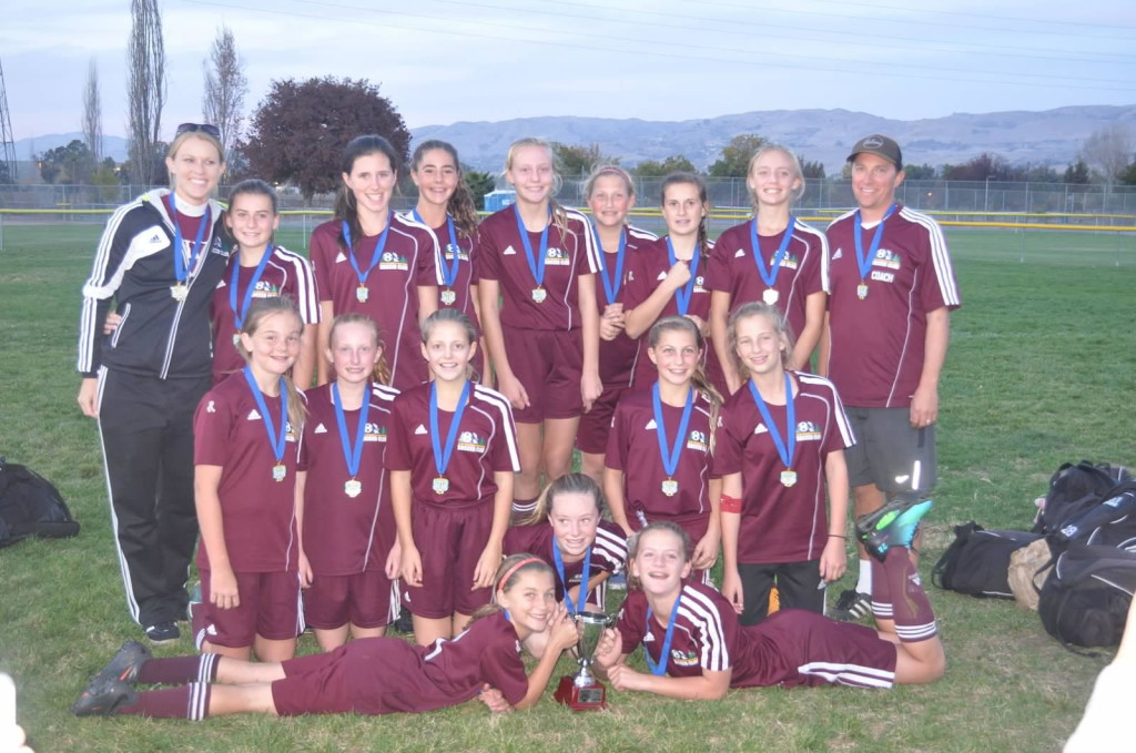 U13 Pride Girls 2013